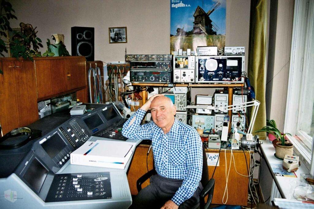 A.Gamdzyk_naprawa_miksera audio Studera_fot.ISPAN